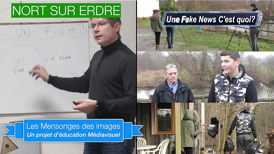 TV Sur Erdre : Le projet Médiavisuel