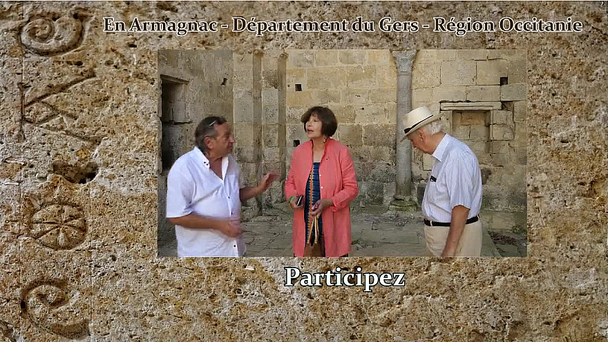 Sauver Genens #Crowfunding #dartagnans.fr #Patrimoine #Gascogne #Gers #Occitanie #Tv_Locale @smartrezo